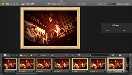 Macphun FX Photo Studio