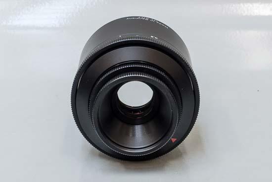 Meyer-Optik-Goerlitz Trioplan 50mm f/2.9