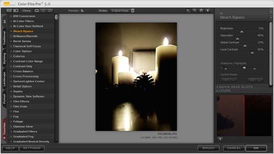 Nik Color Efex Pro 3