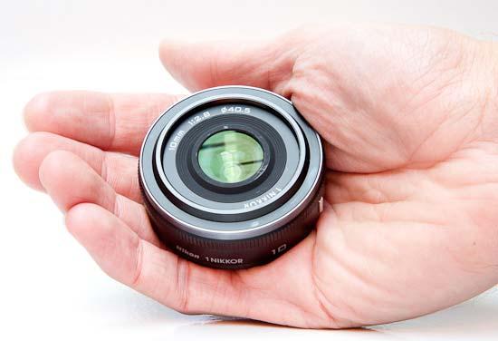 Nikon 1 Nikkor 10mm f/2.8