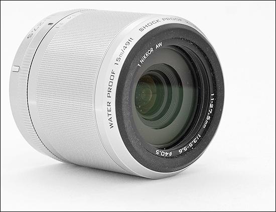 Nikon 1 Nikkor AW 11-27.5mm f/3.5-5.6