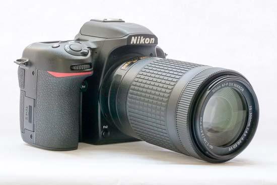 Nikon AF-P DX Nikkor 70-300mm f/4.5-6.3G ED VR