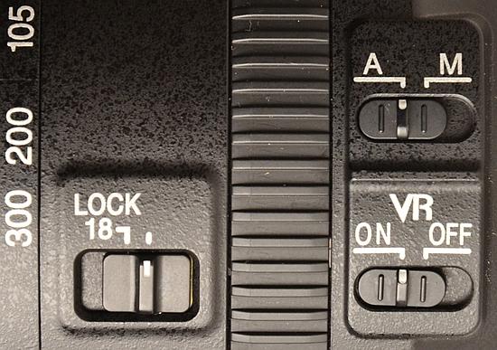 Nikon AF-S DX Nikkor 18-300mm f/3.5-6.3G ED VR