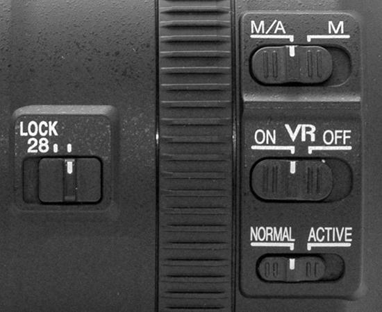 Nikon AF-S Nikkor 16-35mm f/4G ED VR
