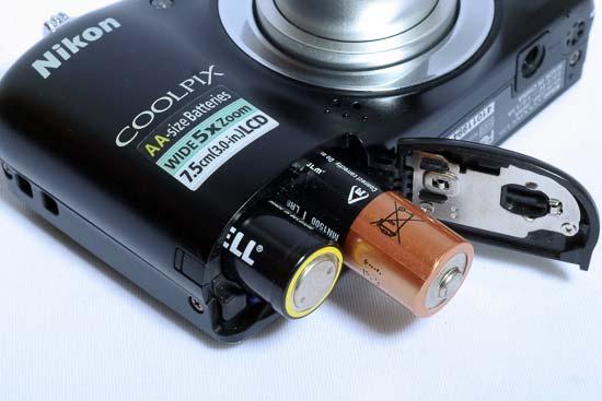 Nikon Coolpix L25