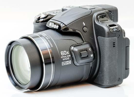 Nikon Coolpix P600