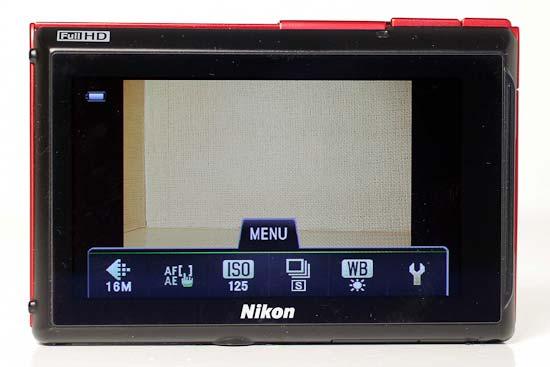 Nikon Coolpix S2500