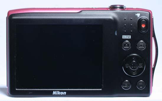 Nikon Coolpix S3300