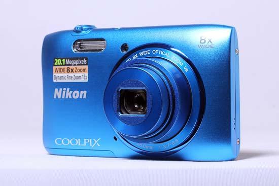 Nikon Coolpix S3600