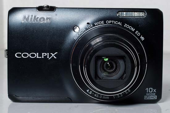 Nikon Coolpix S6300