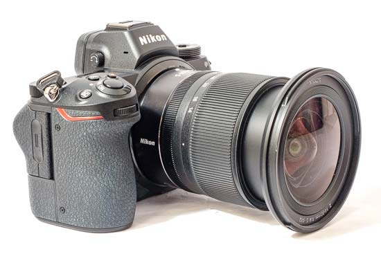 Nikon Z 14-30mm f/4 S