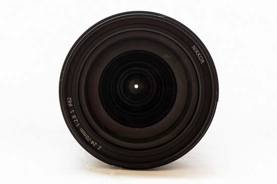 Nikon Z 24-70mm f/2.8 S