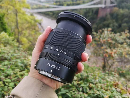 Nikon Z 24-70mm f/4 S