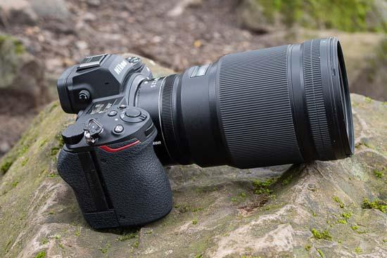 Nikon Z 50mm f/1.2 S