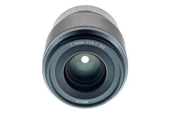 Nikon Z 50mm f/1.8 S