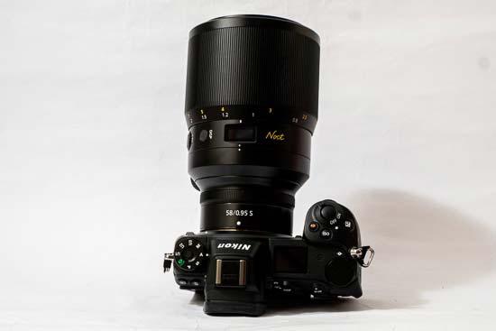 Nikon Nikkor Z 58mm f/0.95 S Noct
