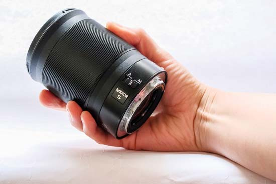 Nikon Z 85mm f/1.8 S
