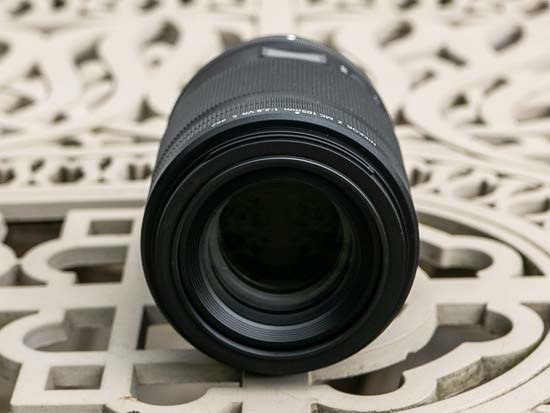 Nikon Z MC 105mm f/2.8 VR S