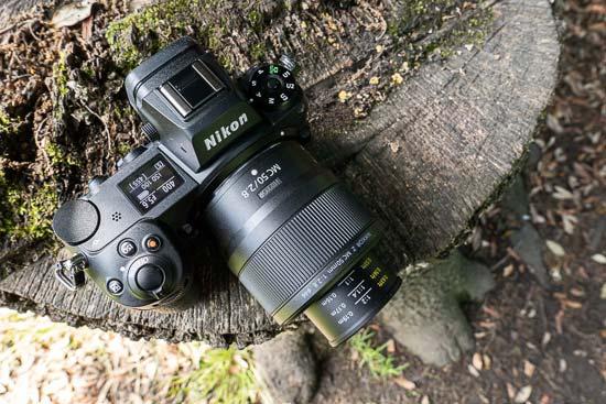 Nikon Z MC 50mm F2.8
