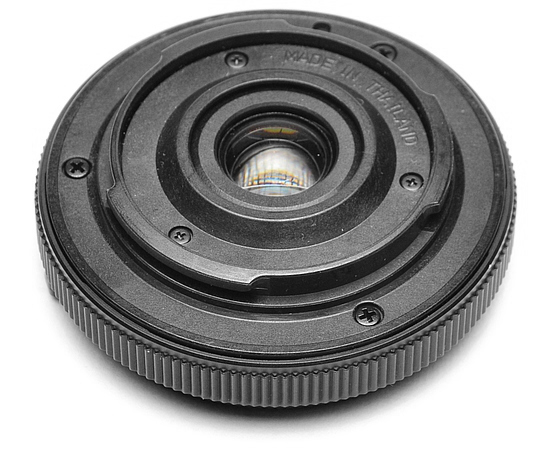 Olympus 9mm f/8 Fisheye Body Cap