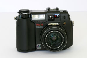 Olympus Camedia C-5050 Zoom #1