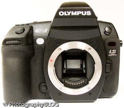 Olympus E-3