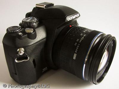 Olympus E-410