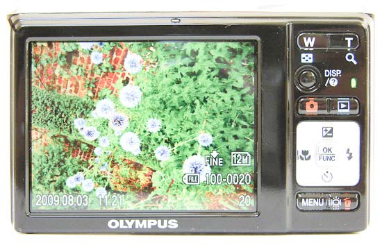 Olympus FE-5020