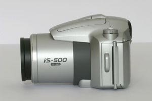 Olympus IS-500 #3