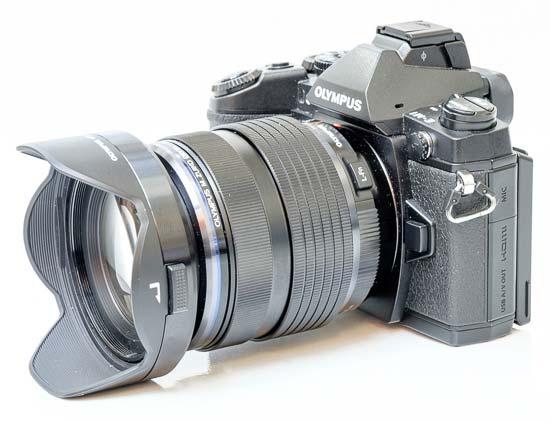 Olympus M.ZUIKO Digital 12-40mm f/2.8 Pro
