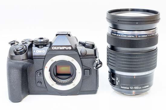 Olympus M.ZUIKO Digital ED 12-100mm f/4.0 IS Pro