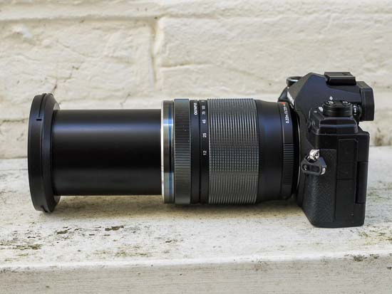 Olympus M.Zuiko ED 12-200mm F3.5-6.3