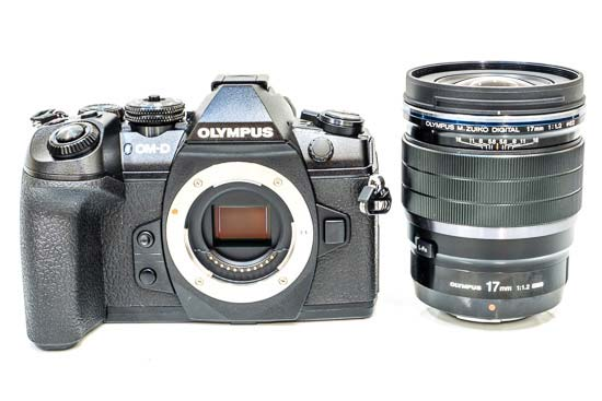 Olympus M.ZUIKO Digital ED 17mm f/1.2 PRO