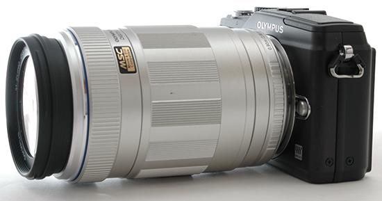 Olympus M.ZUIKO Digital ED 75-300mm f/4.8-6.7