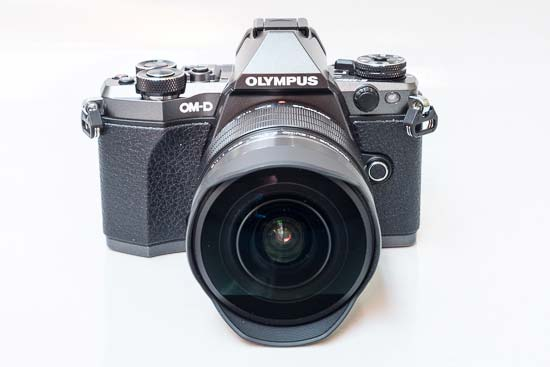 Olympus M.Zuiko Digital ED 8mm f/1.8 Fisheye Pro
