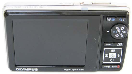 Olympus Mju 7010