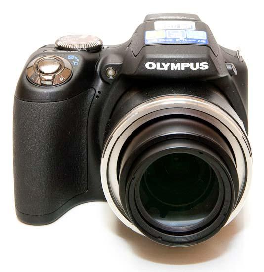 Olympus SP-590UZ