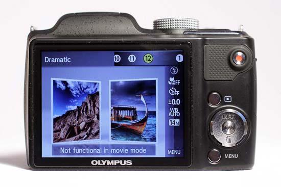 Olympus SP-720UZ