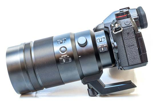 Panasonic LEICA DG ELMARIT 200mm F2.8 POWER O.I.S.