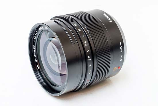 Panasonic Leica DG Summilux 12mm f/1.4 ASPH