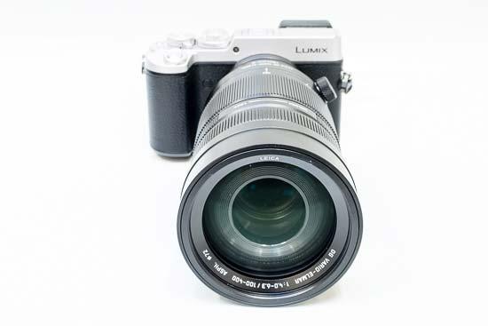 Panasonic LEICA DG VARIO-ELMAR 100-400mm f/4.0-6.3 ASPH Power O.I.S.