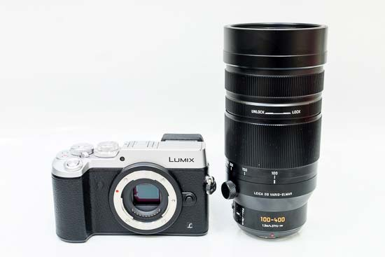 Panasonic LEICA DG VARIO-ELMAR 100-400mm f/4.0-6.3 ASPH Power O.I.S.