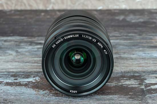 Panasonic Leica DG Vario-Summilux 10-25mm F1.7 ASPH