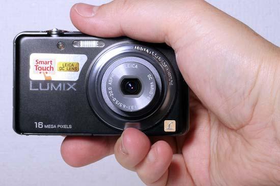 Panasonic Lumix DMC-FS22
