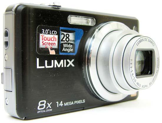Panasonic Lumix DMC-FS33