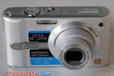 Panasonic Lumix DMC-FX12