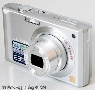 Panasonic Lumix DMC-FX55
