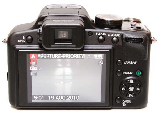 Panasonic Lumix DMC-FZ45