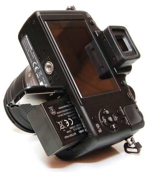Panasonic Lumix DMC-G10