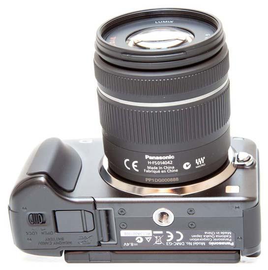 Panasonic Lumix DMC-G3
